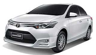 Toyota Vios New Model Automatic gear