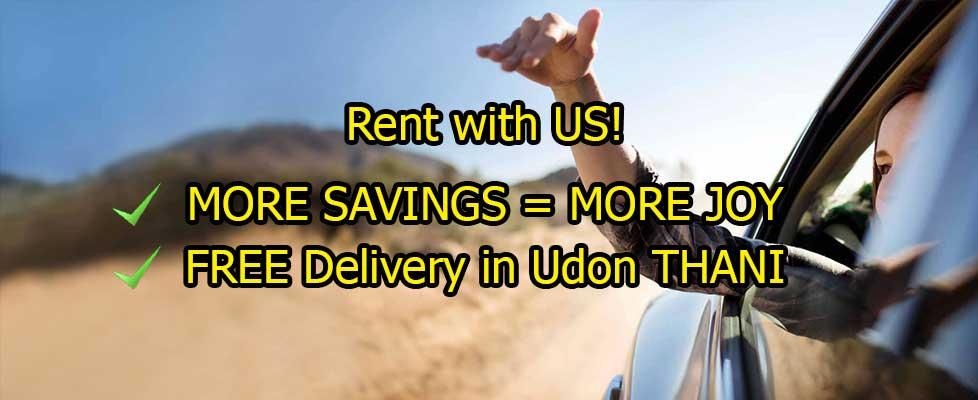 car rental udon thani logo